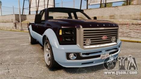 GTA V Vapid Sandking SWB 4500 for GTA 4