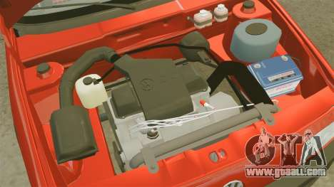 Volkswagen Passat B3 1995 for GTA 4 inner view
