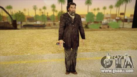 Saddam Hussein for GTA San Andreas