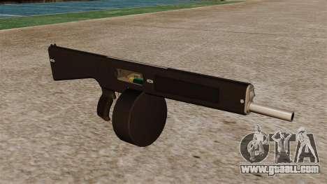 The AA-12 shotgun for GTA 4