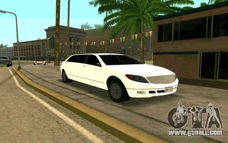 Stretch from GTA 4 for GTA San Andreas
