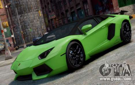 Lamborghini Aventador LP760-4 Oakley Design for GTA 4