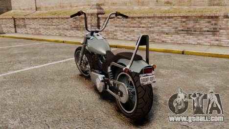 GTA IV TLAD Angel for GTA 4 back left view