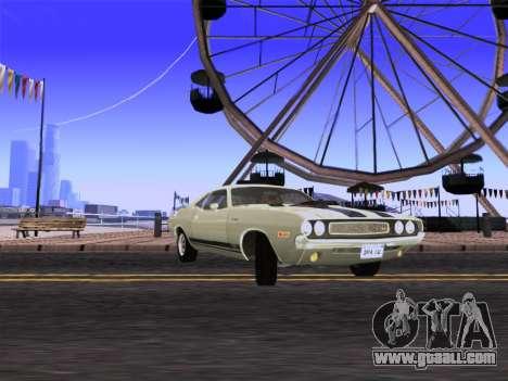 SA_RaptorX v2.0 for weak PC for GTA San Andreas third screenshot