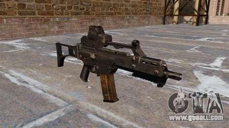 HK G36C Assault Rifle for GTA 4