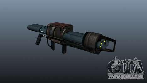 Halo Rocket Launcher for GTA 4 second screenshot