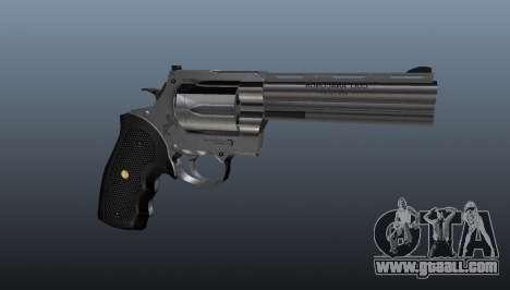 357 Magnum revolver for GTA 4 third screenshot