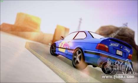 Reflective ENBSeries v1.0 for GTA San Andreas third screenshot