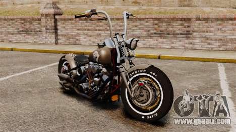 Harley-Davidson Knucklehead v2 for GTA 4
