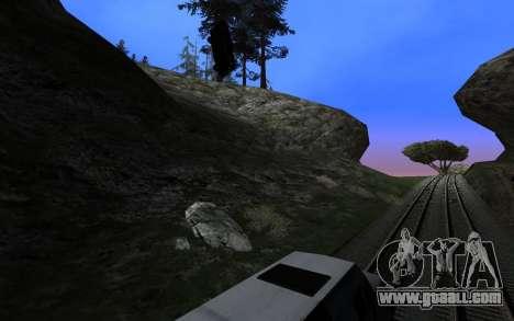 ENBSeries v3 for GTA San Andreas third screenshot