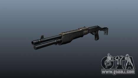 Franchi SPAS-12 shotgun for GTA 4