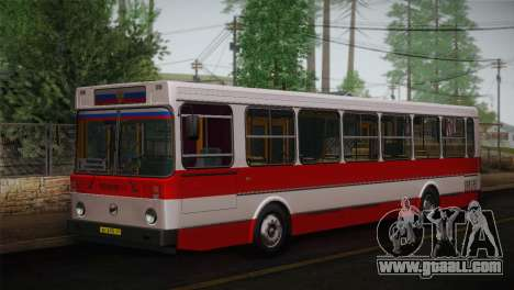 LIAZ 5256.00 Skin 3-Pack for GTA San Andreas right view