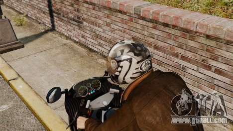 A collection of helmets Arai v1 for GTA 4 sixth screenshot