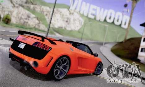 Reflective ENBSeries v1.0 for GTA San Andreas