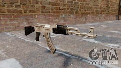 AK-47 updated for GTA 4