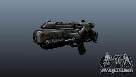 Chakram Launcher for GTA 4