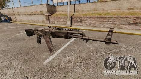 AK-47 v4 for GTA 4