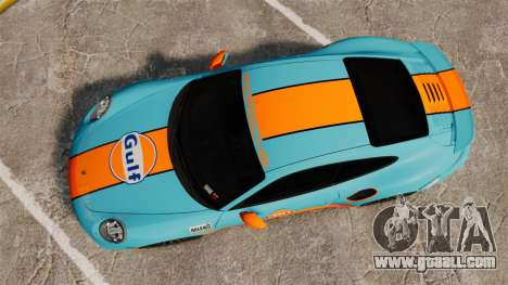 Porsche 911 Turbo 2014 [EPM] Gulf for GTA 4 right view