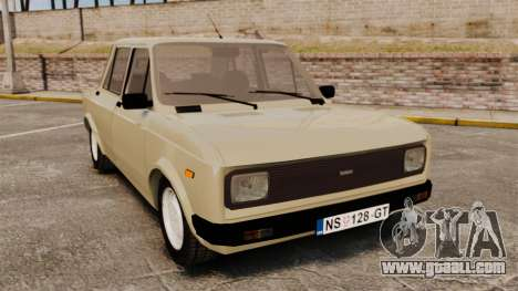 Zastava Yugo 128 for GTA 4