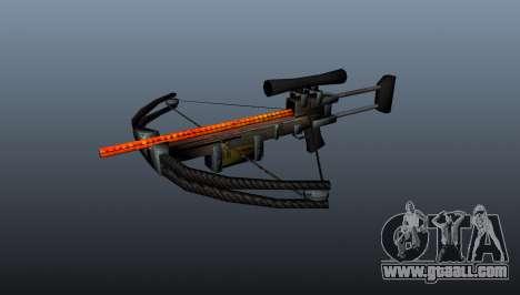 Crossbow Half-life for GTA 4