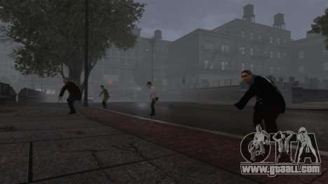 New Zombie-script for GTA 4 second screenshot