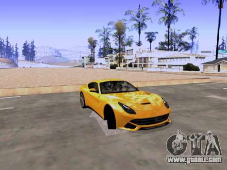 SA_RaptorX v2.0 for weak PC for GTA San Andreas