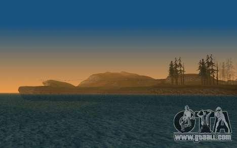 Timecyc v2.0 for GTA San Andreas sixth screenshot