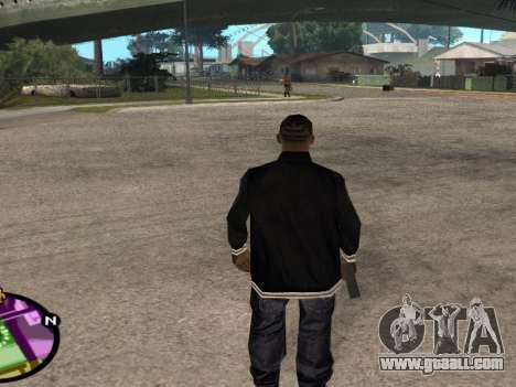 New Bmybar for GTA San Andreas second screenshot