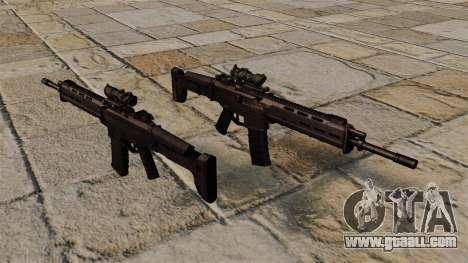 Automatic rifle Magpul Masada for GTA 4