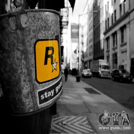 Loading screens Rockstar for GTA 4 fifth screenshot
