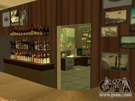 New textures for interior for GTA San Andreas eighth screenshot