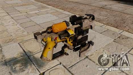 Plasma cutter for GTA 4 second screenshot