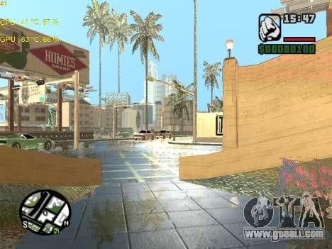 SA Render Public-Beta v0.1 for GTA San Andreas third screenshot