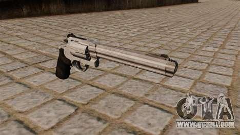 500 S&W Magnum revolver. for GTA 4