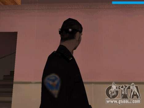 New Police for GTA San Andreas third screenshot