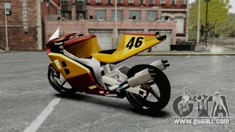 NRG500 for GTA 4 left view