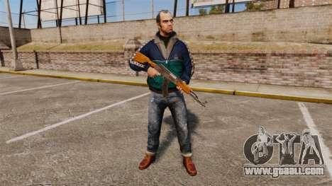 Trevor Phillips for GTA 4