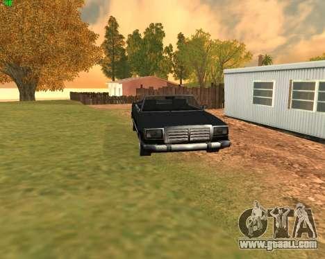 ENB Series for SAMP for GTA San Andreas forth screenshot