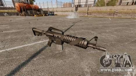 Assault rifle-Colt AR-15 for GTA 4
