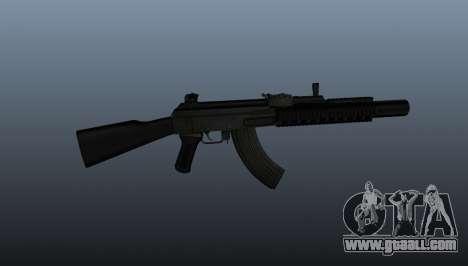 AK-47 SD for GTA 4 third screenshot