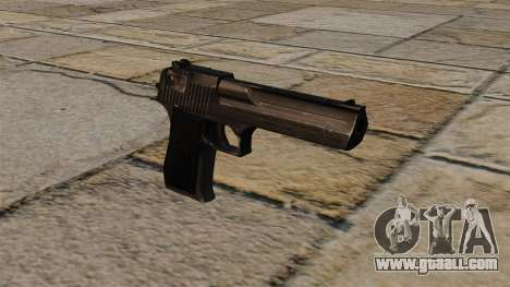 Desert Eagle Gun Stalker for GTA 4