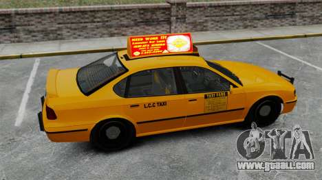 Real advertising on taxis and buses for GTA 4