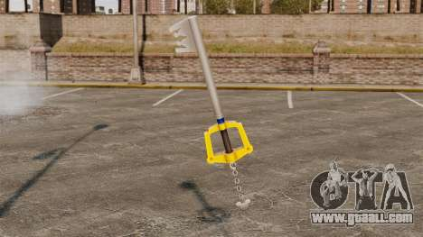 A huge key for GTA 4 second screenshot