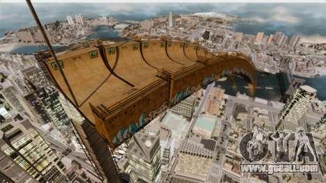 Mega jump for GTA 4