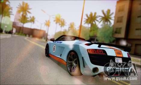 Reflective ENBSeries v1.0 for GTA San Andreas seventh screenshot