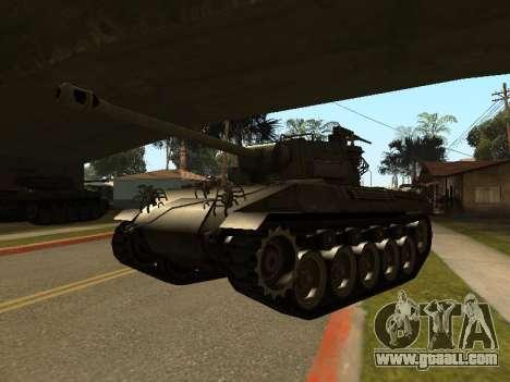 M18-Hellcat for GTA San Andreas