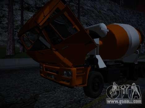 Active dashboard v3.2 Full for GTA San Andreas seventh screenshot