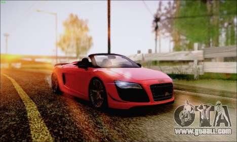 Reflective ENBSeries v1.0 for GTA San Andreas eighth screenshot