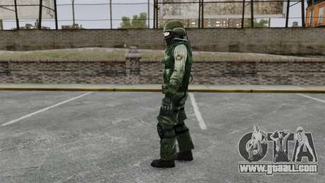 An American commando Urban for GTA 4 second screenshot