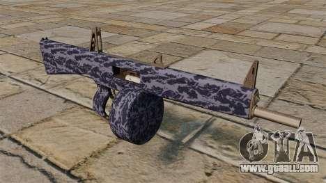 The AA-12 shotgun Camo for GTA 4
